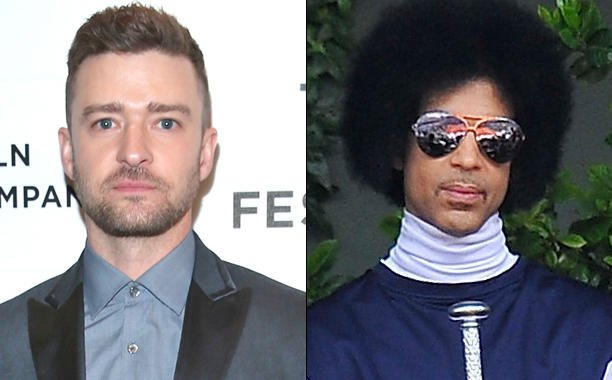 Justin Timberlake remembers Prince with a truly touching tribute: