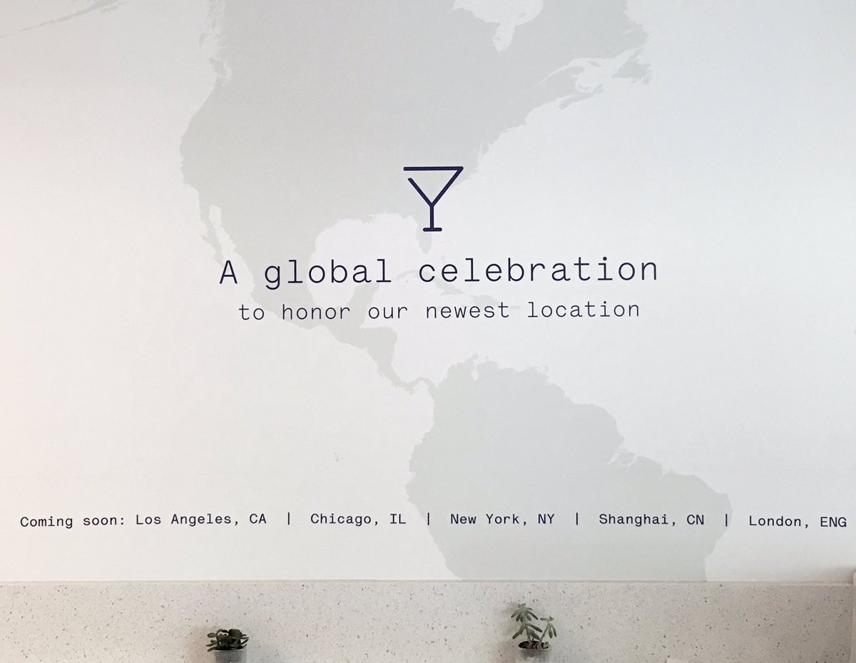 #DHGoesGlobal! A little preview of our upcoming locations. https://t.co/x6tp6Tl2Sj
