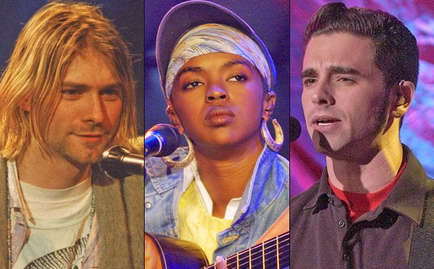 In honor of the series' reboot here are 10 unforgettable 'MTV Unplugged' performances: