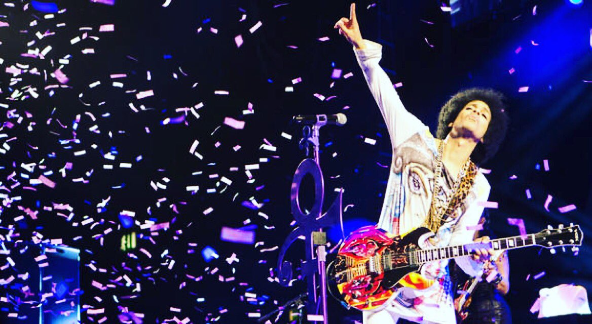 Forever in our Hearts #RIP Prince -♏️ https://t.co/mBpLf7Dhyw