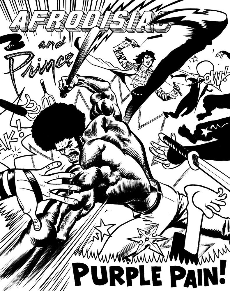 That one time Prince and Afrodisiac fought ninjas https://t.co/QZwQ8ss8Xu