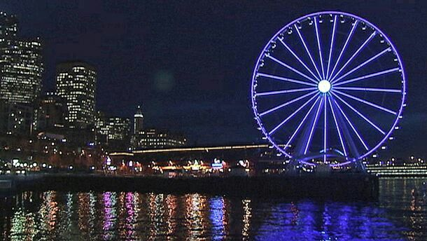 The Seattle @Pier57Wheel will be purple for Prince tonight. What about the @space_needle ? https://t.co/X3R7ICEoIb
