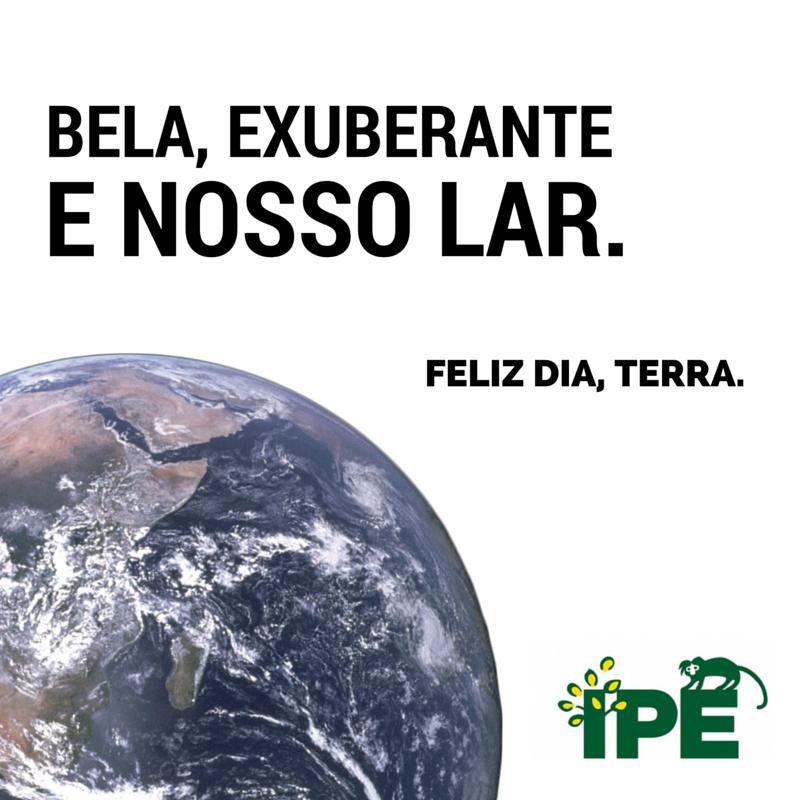 Viva ela! 22 de Abril, Dia da Terra!                                                          #belarecatadaedolar https://t.co/jmFlD0CKtt