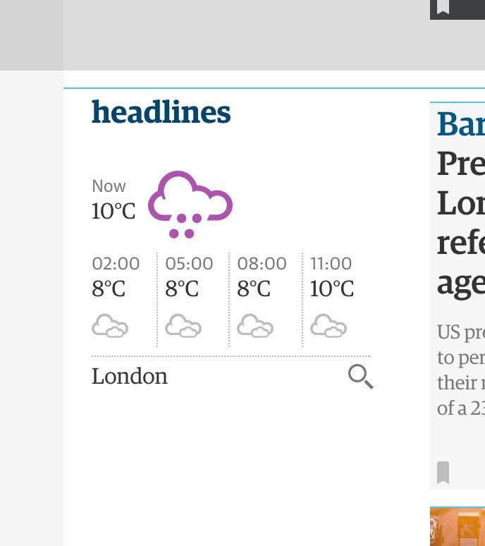 Nice work on the weather from The Guardian. #purplerain https://t.co/VVCnH0XrY6