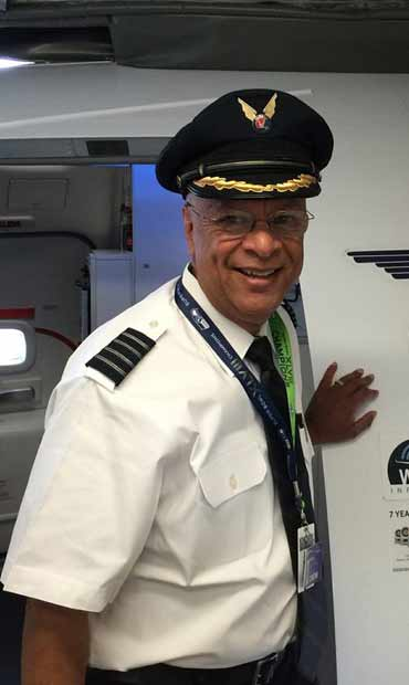 RT @Mynorthwest: You might recognize this @AlaskaAir pilot from commercials