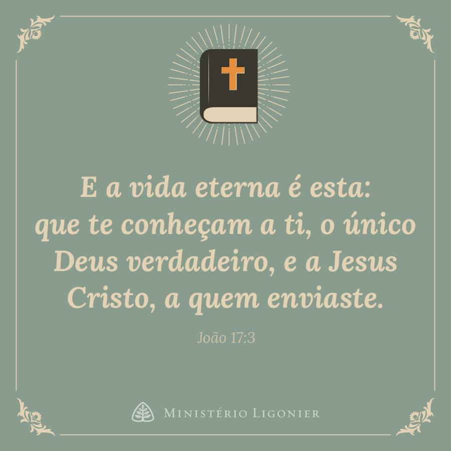 João 17.3 https://t.co/zBoDIvfYS7