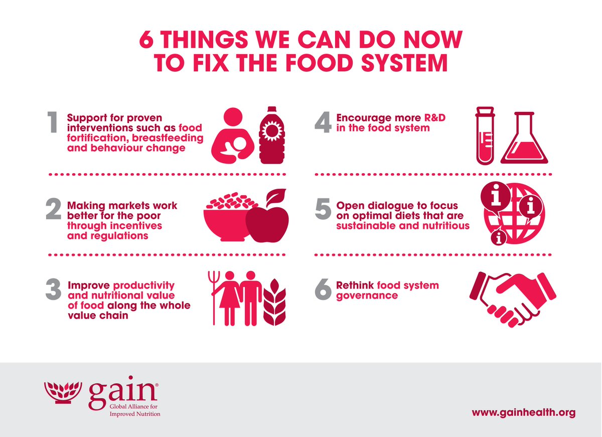 #WorldEarthDay: 6 things we can do turn our current #foodsystem into one that is good for the people & the planet https://t.co/mDU6gbjJ7R
