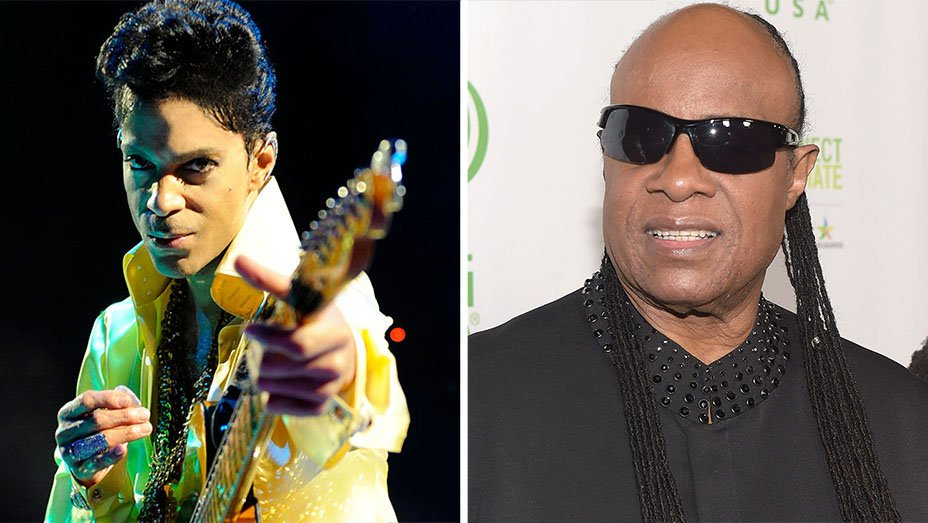 Stevie Wonder Talks Prince to CNN: