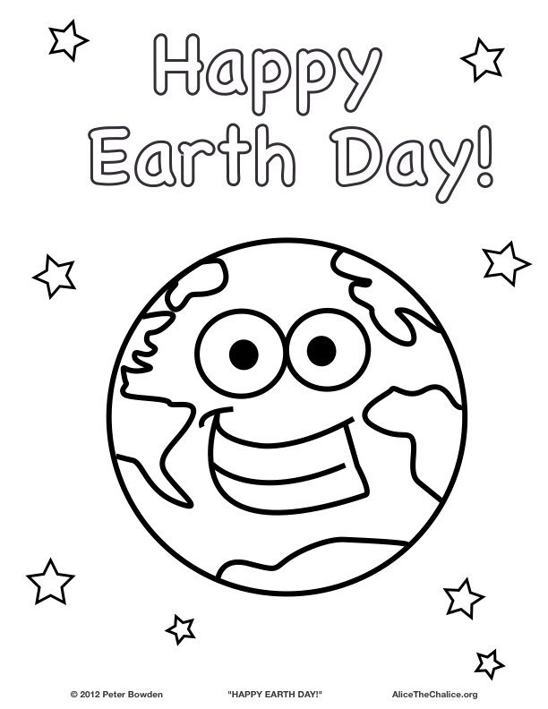 Earth Day coloring for kids! Hang out with Capt. Planet to celebrate the earth.