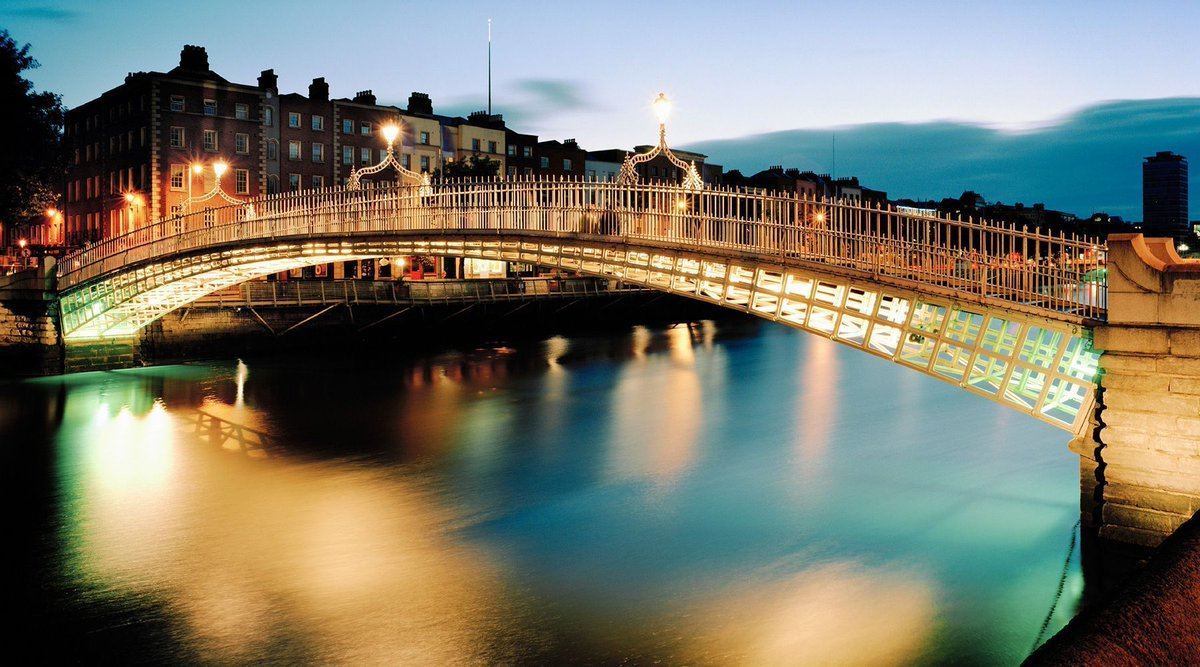 RT @VisitDublin: Going Out in Dublin: The best of what's on this weekend....👍