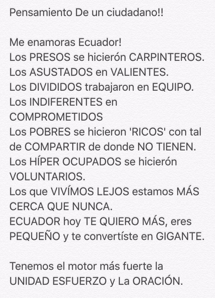 #MeEnamorasEcuador!! https://t.co/uuXjHGy9Qt