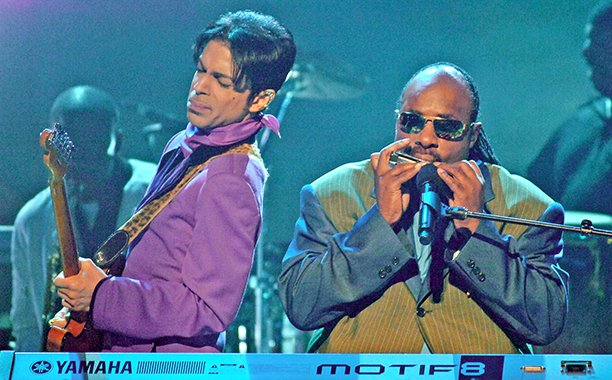 Stevie Wonder reflects on Prince and their mutual awe for one another: