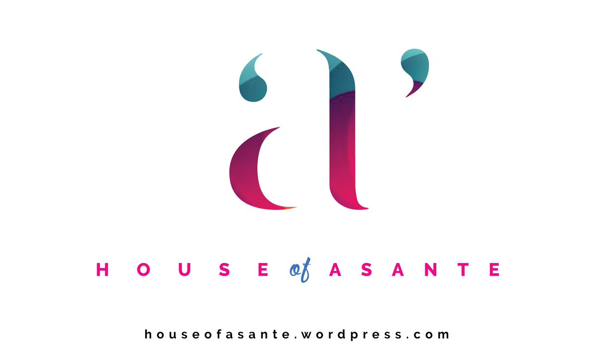 The new House of Asante. Expect nothing but the continued best in Afro-centric creative writing. Cheers!