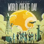 Image of worldcreateday from Twitter