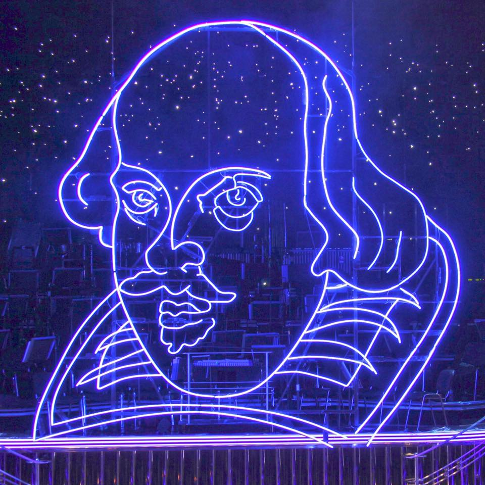 Today... we celebrate. #Shakespeare #Shakespeare400 #ShakespeareLives #RSCLive https://t.co/tz52C8BrjT