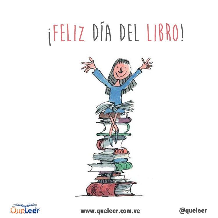 Nuestro mejor consejo dedícale por lo menos 20 minutos diarios a la lectura. Feliz #DíaDelLibro ---> https://t.co/CmYtATdKU9