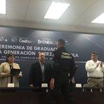 Éxito a la 1aGeneración @FuerzaCoahuila Ceremonia d graduación #SeguridadYJusticia @rubenmoreiravdz @rubenmoreiravdz https://t.co/xtKpNnT2WS