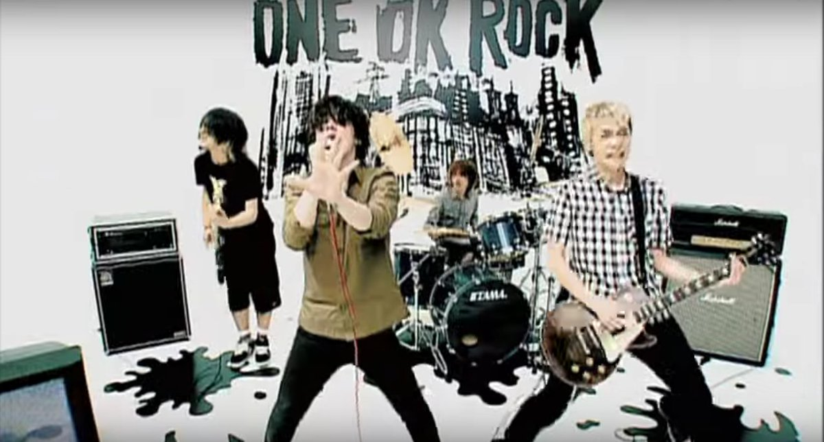 test ツイッターメディア - ONE OK ROCK/ワンオクロック『じぶんROCK』  PVは、2011年のMTVビデオ・ミュージック・アワード・ジャパンで「最優秀ロックビデオ賞」にノミネートされた作品。 https://t.co/G6u5H3Cvfp … https://t.co/9g7ra3uSOa