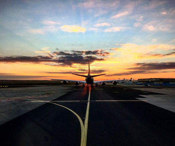 Every sunrise brings a new day and new adventures! Photo: