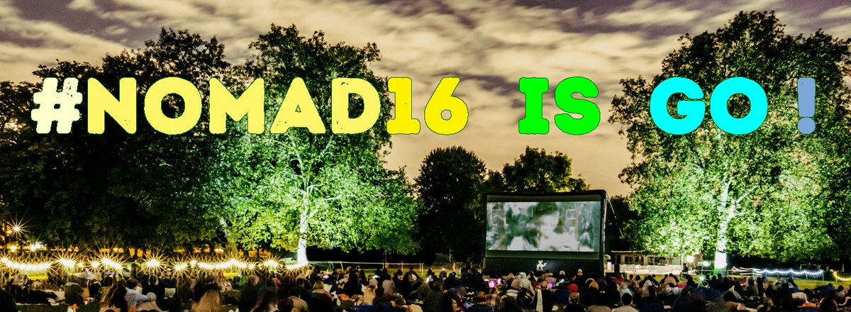 NOMAD SUMMER PROGRAMME ON SALE NOW! NEW VENUES | MORE EVENTS | EARLY-BIRDS & MUCH MORE! https://t.co/tBfApWx8hS] https://t.co/QMLrnY1HBl
