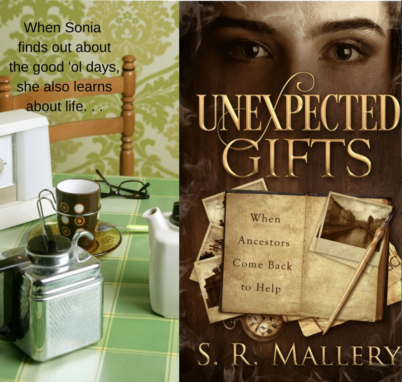 @SarahMallery1 Like Family Sagas?U.S. Hist?UNEXPECTED GIFTS: trip down memory lane! https://t.co/9eBZgdiKke #asmsg https://t.co/yVj0FhOCG6