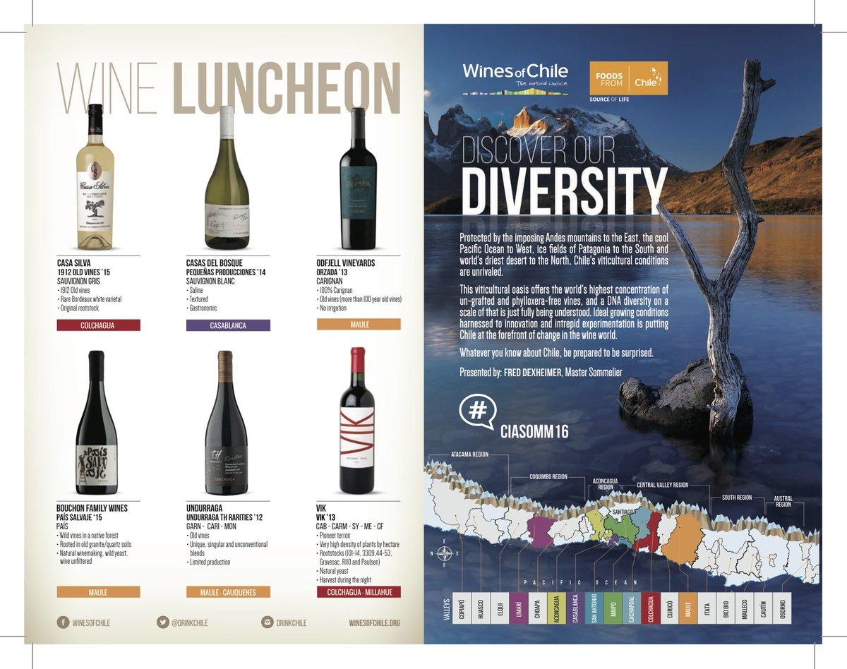 Getting psyched 2 head 2 #Napa 4 #CiaSomm16 @CIAGreystone B sure 2 check @DrinkChile #Wine Lunch Mon! #Extreme https://t.co/fvt6Y7Fyfu