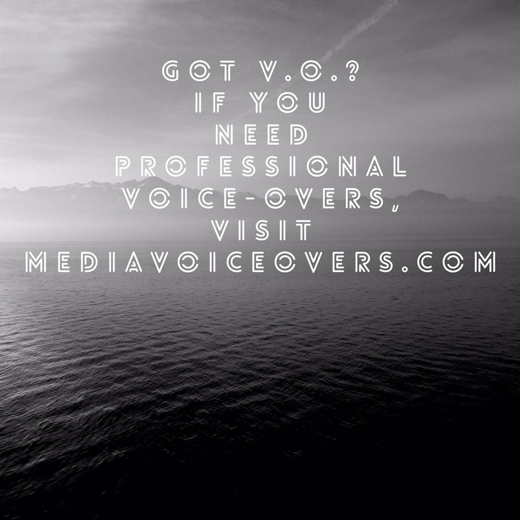 I'd love to work with you, to provide professional voice-overs for your book, #podcast, website, and #business! https://t.co/RMQxX2dvzf