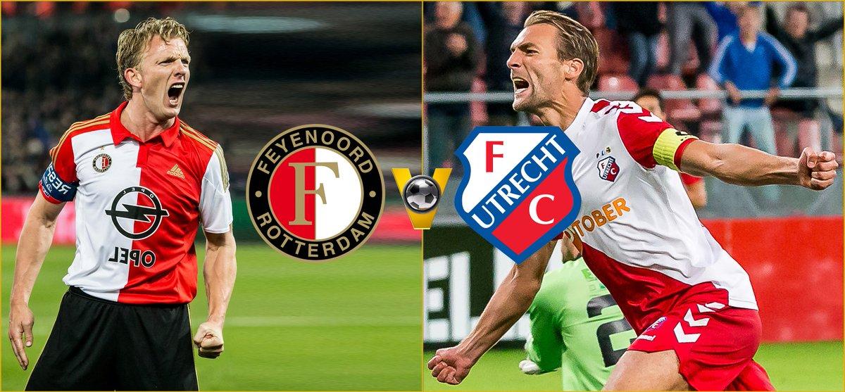 Wie wint vandaag de KNVB beker? RT voor Feyenoord, LIKE voor FC Utrecht. #FeyUtr https://t.co/3ria4HwdvS