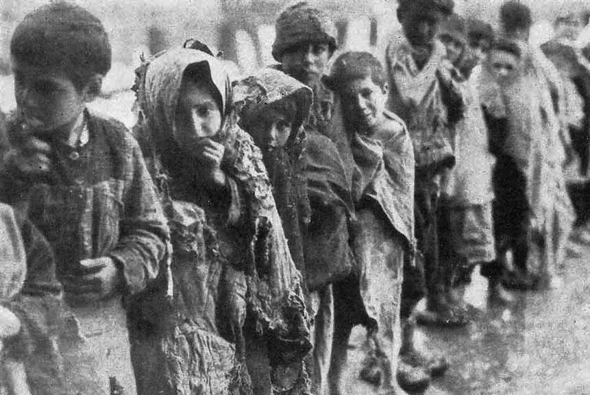 Explore 30 stories to the #ArmenianGenocide ahead of tomorrow's 101st anniversary. https://t.co/KpClT0fSKD https://t.co/Izfvf8X0BS