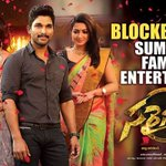 RT @harikiranroyal: After humongous 2nd day numbers, #Sarrainodu Rock Solid on day 3 too. A True #Blockubuster. Congrats Team. https://t.co…