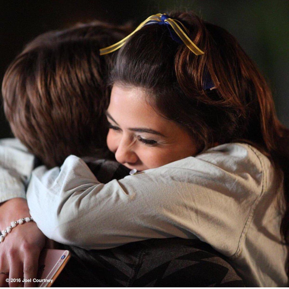 Hugs from Danielle