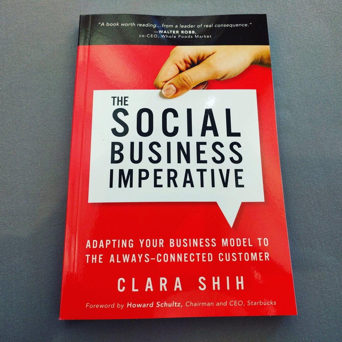 Launch day #socialbizimperative https://t.co/kh1AxHLfCH https://t.co/jC39vMbgma