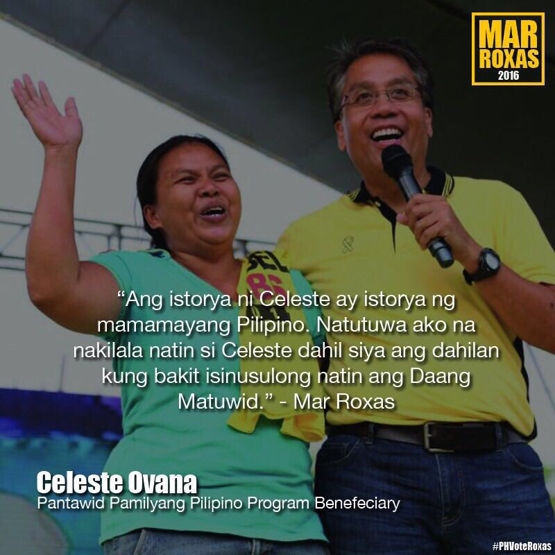 KAY ROXAS KAMI! This is the story of Celeste, which is the story of Filipino. https://t.co/OohMQkP826