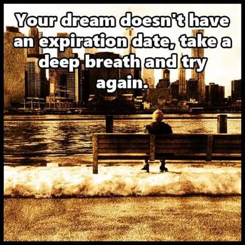 Yes ->  Deep breath and try again. RT @tineil_riley: #ThinkBIGSundayWithMarsha https://t.co/AhsD9YuzMU