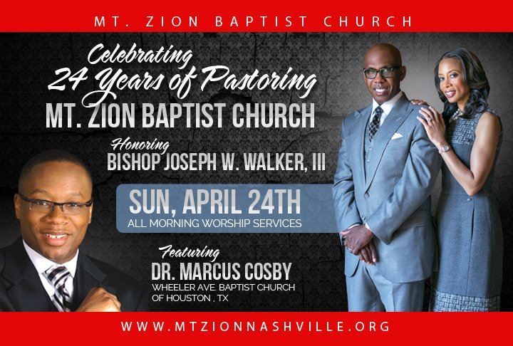 We love you Bishop @JosephWalker3 Happy 24th Pastoral Anniversary! https://t.co/0Xd4RfxSpD