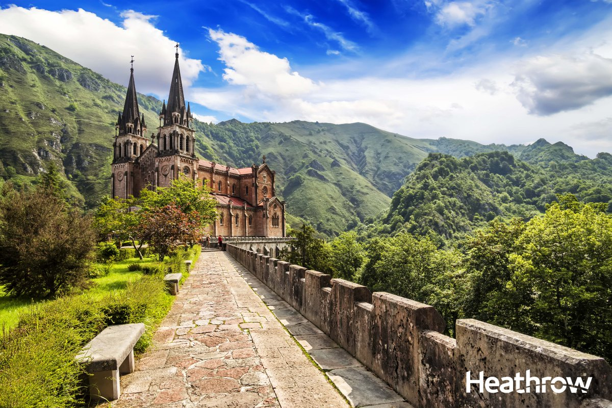Dramatic landscapes and excellent food - fly to Asturias from today with @iberiaexpress!