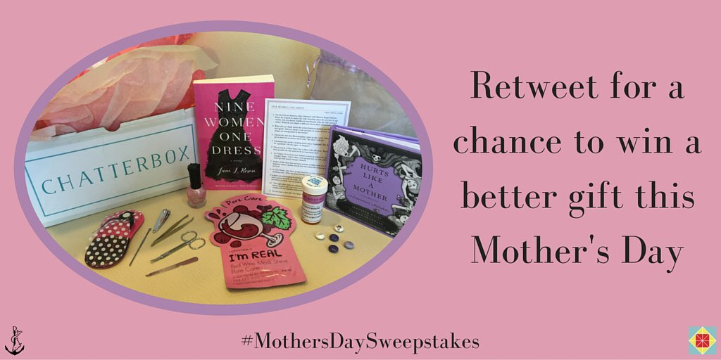 Need a better gift this #MothersDay? Retweet to enter our #MothersDaySweepstakes for a chance to win a #ChatterBox! https://t.co/TYZ82SCH6n