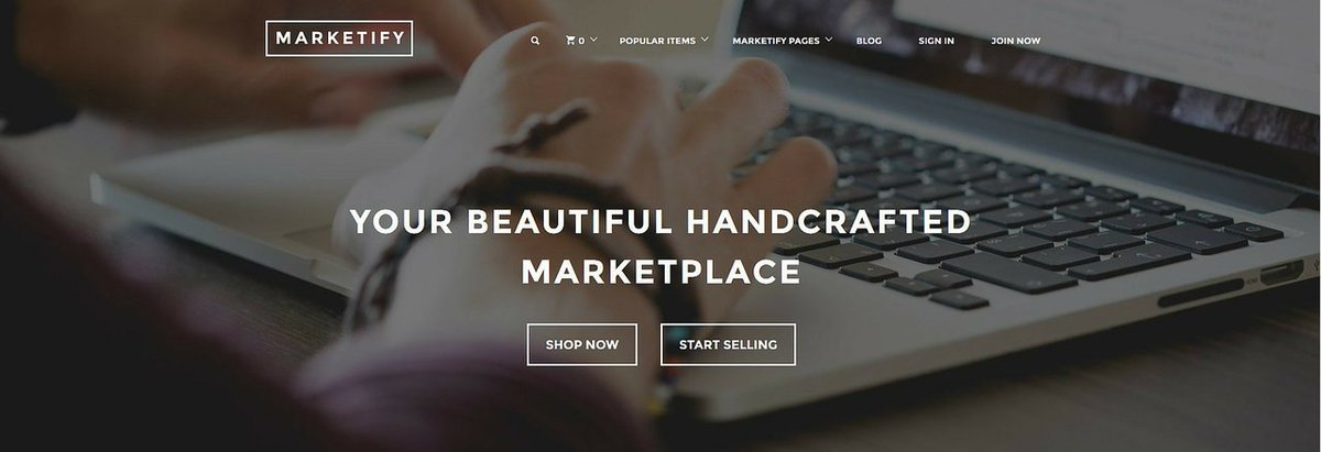 Marketify Review - Create Your Own Digital Marketplace With WordPress https://t.co/8vNZEoydBa https://t.co/7fFm71e1iV
