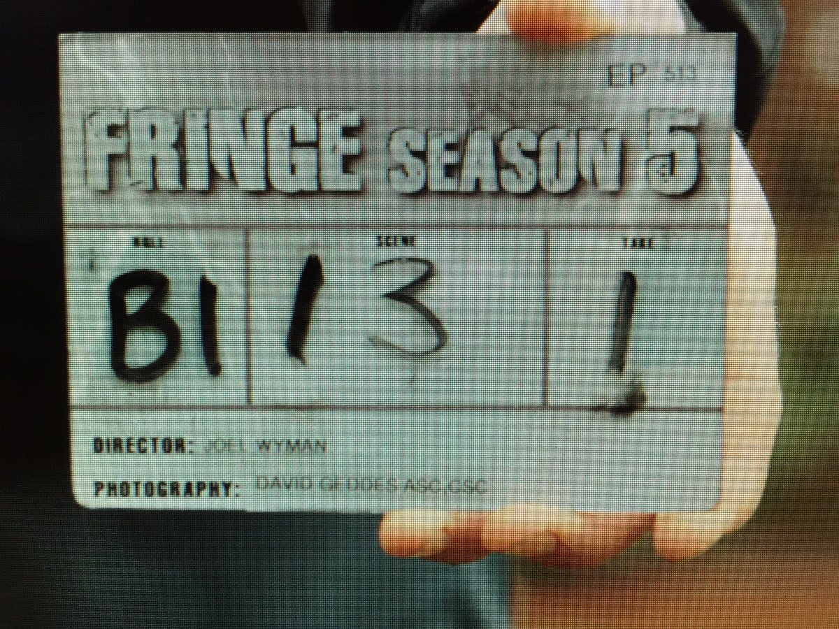 Been thinking a lot about the #Fringe fandom lately... That was a special time/show. #FlashbackFriday https://t.co/RRawiS0snu