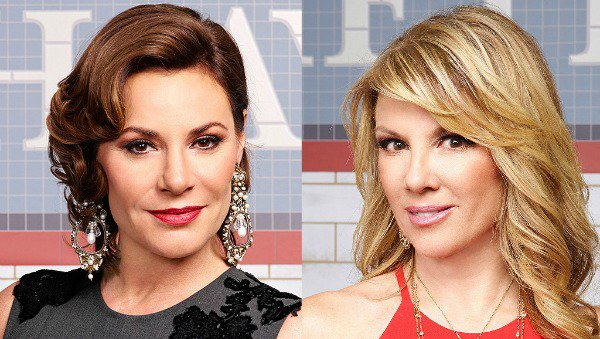 RHONY's Ramona and Luann are going to battle over...wait for it...Sonja?!