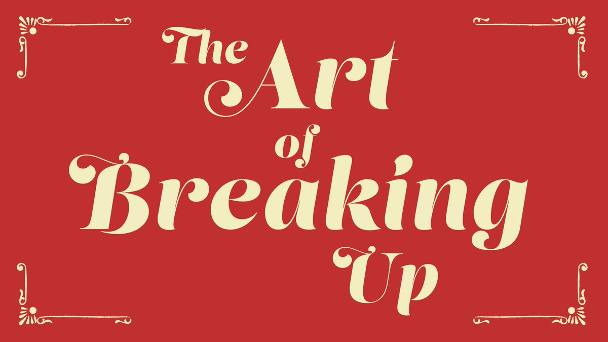 RT @hitRECord: Break-ups are usually sensitive subjects. Well, not in this new book idea we're developing. https://t.co/DxCt4c84B9 https://…