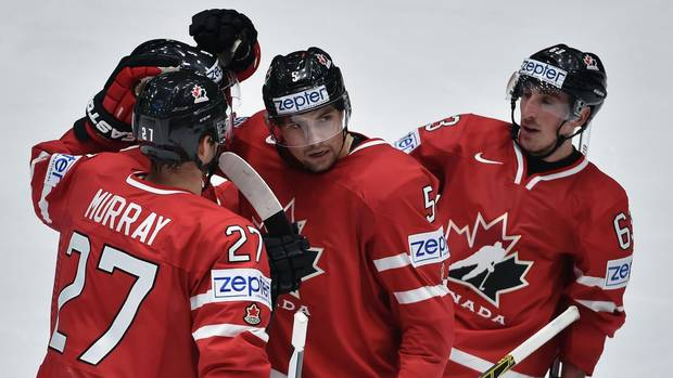 Canada routs United States 5-1 at world hockey championship From @Globe_Sports