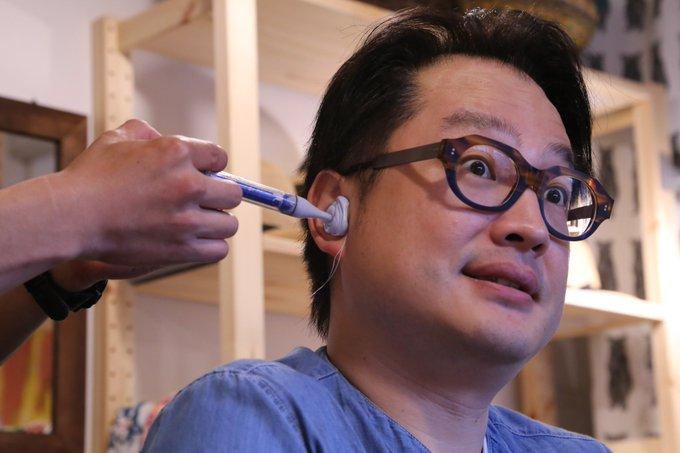 「松浦真也 耳型」の画像検索結果