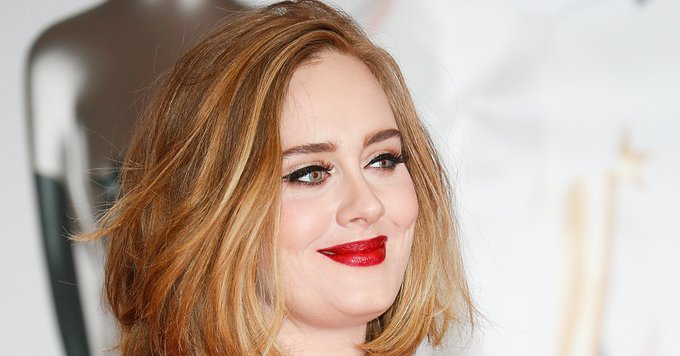 This is how Beyoncé wished her number one fan, Adele, a happy birthday: