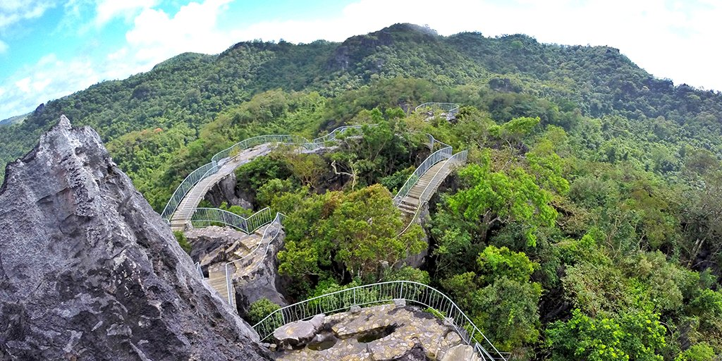 Take a walk on the wild side at the Masungi Georeserve in Rizal: