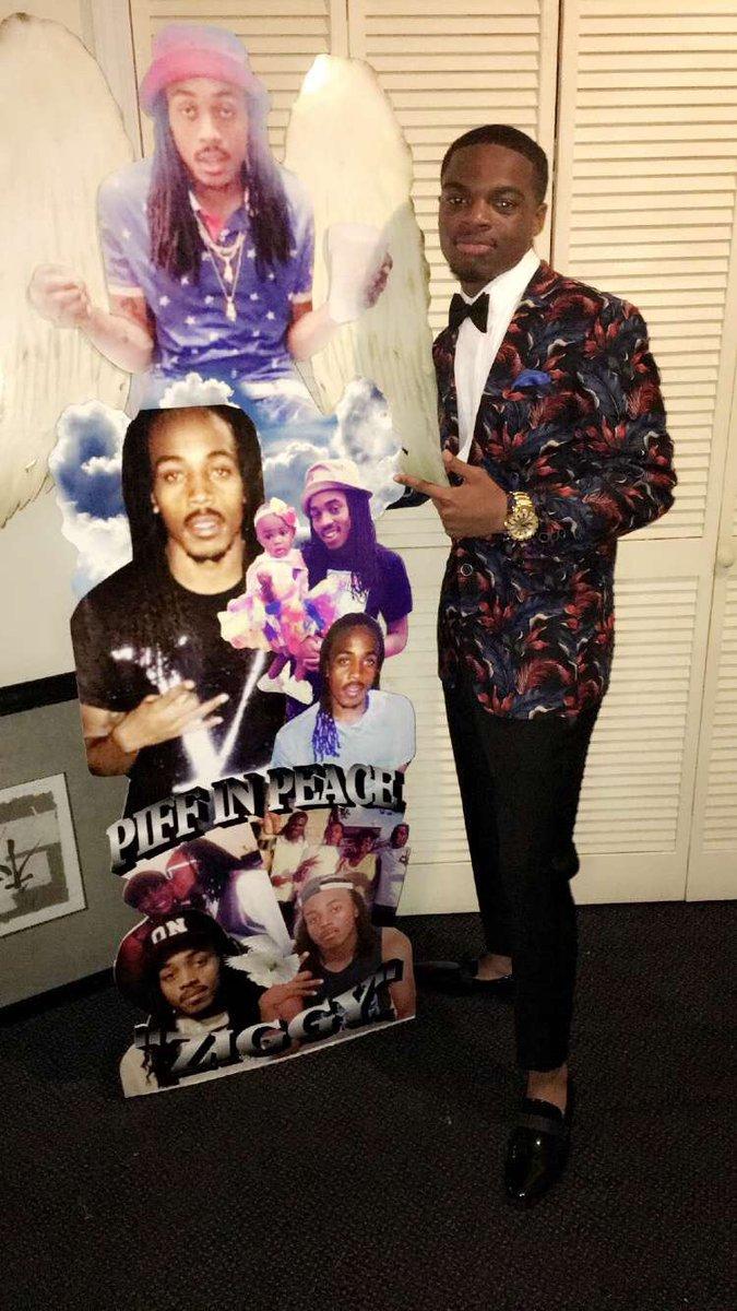 Lil bro Prom 2016