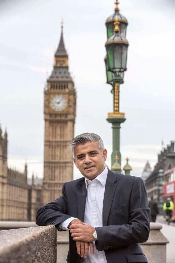Congratulations to HE Sadiq Khan for becoming the Mayor of #London #UK #SadiqKhan https://t.co/bQJXHGFfyo
