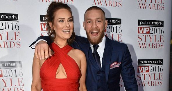 style girlfriend stylish home. Conor McGregor Flies Home To Watch Girlfriend Dee Devlin Win \u0027Most Stylish Newcomer\u0027 Https Style