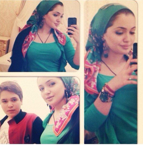 Самые красивые девушки народов Кавказа (21 фото)