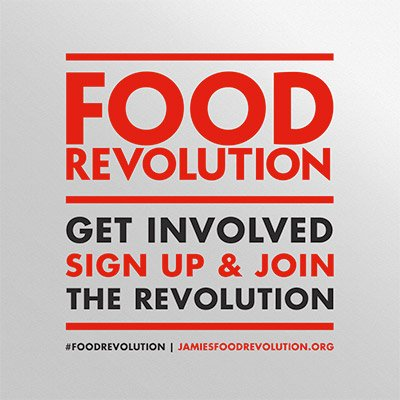 RT @ScillyGirl1: I've signed up! Let's do this. #FoodRevolution @jamieoliver https://t.co/DhRspJIKT0